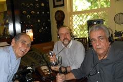 Paulo Fernando Marcondes Ferraz,  Cravo Albin e Tony Mayrink Veiga: um resgate ao passado do rádio