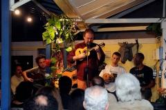 Henrique Cazes apresenta suas composições no ICCA