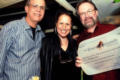 Joel Nascimento, Ithamara Koorax e Henrique Cazes