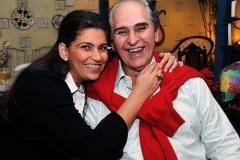 O casal Simone Stocler e Paulo Fernando Marcondes Ferraz