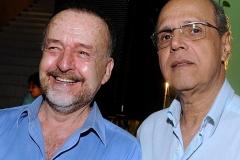 Ricardo Cravo Albin e Joel Nascimento