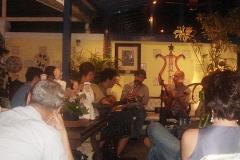 Chorões acompanham Joel Nascimento em espetáculo intimista Salão de Concertos do ICCA
