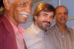 Walter Alfaiate, Ruy Alvim e Joel Nascimento