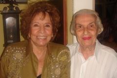 Daisy Lúcide e Lygia Lessa Bastos