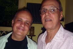 Dirceu Leite e Joel Nascimento