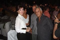 Carlos Lyra e sua filha, Kay Lyra