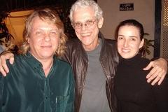 Victor Biglione, Maurício Maestro e Kay Lyra