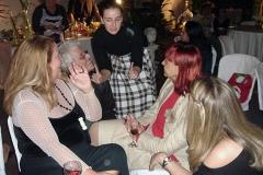 Wanda Sá, Maurício Maestro e Kay Lyra conversam com Scarlet Moon de Chevalie