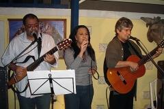 Show com a participação de Claudia Telles e Marcello Lessa