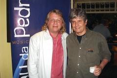 Victor Biglione e Paulinho Tapajós